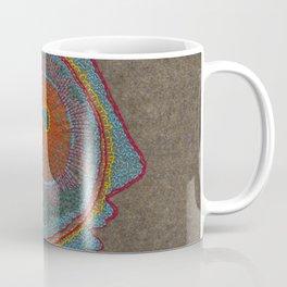 Growing - Thuja - plant cell embroidery Coffee Mug