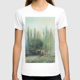 Sukhum Kale 1873 By Lev Lagorio | Reproduction | Russian Romanticism Painter T-shirt
