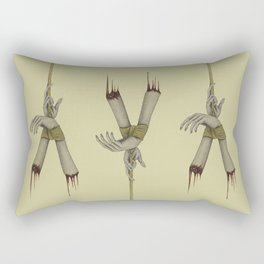 Bound by Love Rectangular Pillow