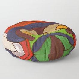 Cosmopoliton in the Universe Floor Pillow