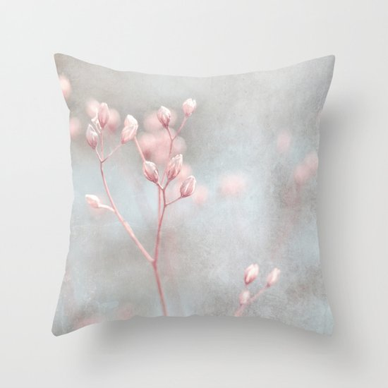 softly Throw Pillow