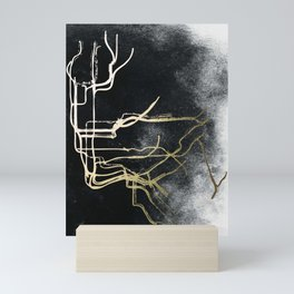 Vessels of NYC Mini Art Print