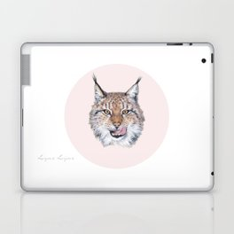 Lynx Lynx portrait Laptop & iPad Skin