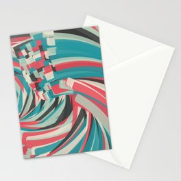 Chaos And Order Stationery Cards