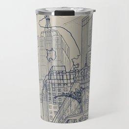 New York! Travel Mug