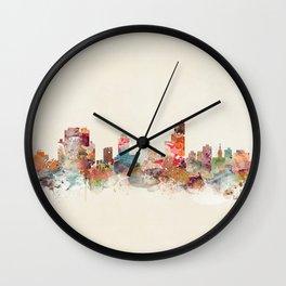 columbia south carolina Wall Clock