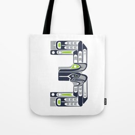 Seattle 3  Tote Bag