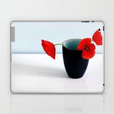 Morning Poppies Laptop & iPad Skin