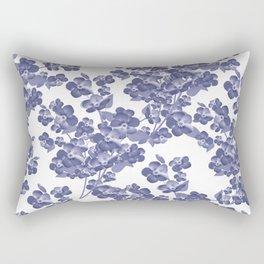 Floral pattern 14 Rectangular Pillow