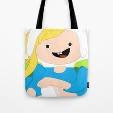 FIONNA THE HUMAN Tote Bag