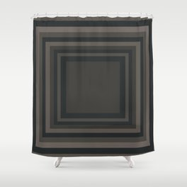 boxes Shower Curtain