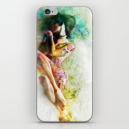 Self-Loving Embrace iPhone Skin