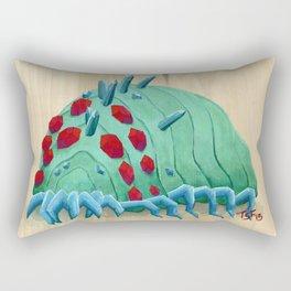 crystal ohmu Rectangular Pillow