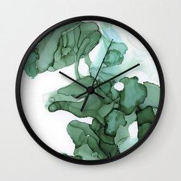 emerald II Wall Clock