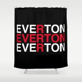 EVERTON Shower Curtain