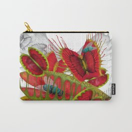 Beautiful And Deadly Carry-All Pouch