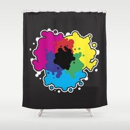 Prisma Shower Curtain