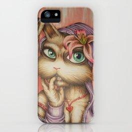 mixi iPhone Case