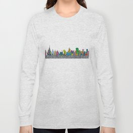 A night on the Town Long Sleeve T-shirt