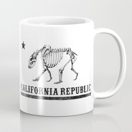 California Republic Coffee Mug