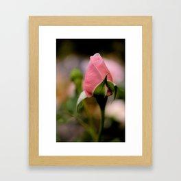 I wish you Love Framed Art Print