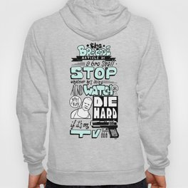 The Bro Code - Article 84 Hoody