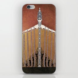 "Design in Art-Deco Style ""Adoration"" iPhone Skin"