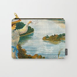 Furness Railway and Lady of the Lake Carry-All Pouch