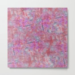 Abstract Tie Dye #8 Metal Print