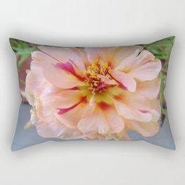 Portulaca Sundial Rectangular Pillow