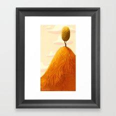 The Watership Down Framed Art Print