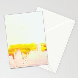 Abstract Landscape, Modern Southwest, Minimal Desert Stationery Cards