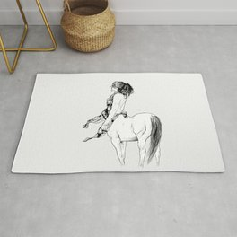 horses for courses III Rug