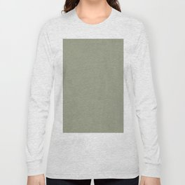 Simply Green Tea Long Sleeve T-shirt