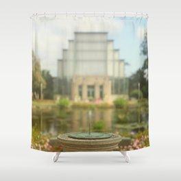Linneman House Shower Curtain
