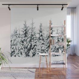 Snow Porn Wall Mural