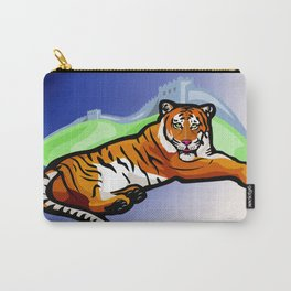 the Tiger  Der Tiger Carry-All Pouch