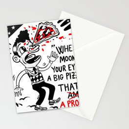 That's amore? That's a problem! Stationery Cards