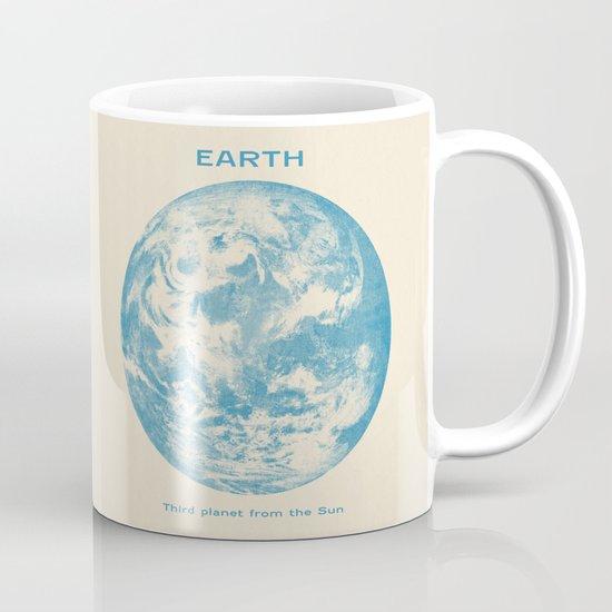 Third Planet  Mug