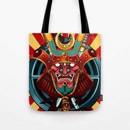 Samurai. Culture's Style Tote Bag