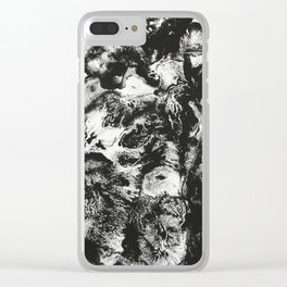 Muscle I Clear iPhone Case
