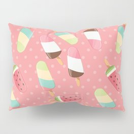 Ice cream 005 Pillow Sham