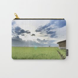 The Paddy Field Carry-All Pouch