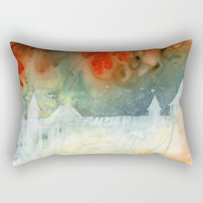 Unity - 16 (Khotyn) Rectangular Pillow