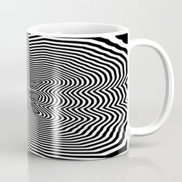 Open Your Mind (Trippy) Coffee Mug