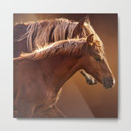 Who's My Daddy Metal Print