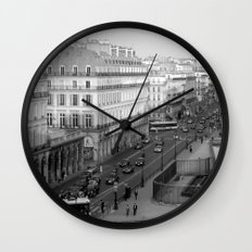 Repetition Wall Clock