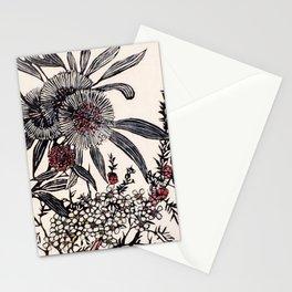 """Tea Tree and Hakea"" by Margaret Preston Stationery Cards"