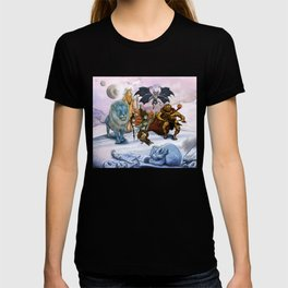 Glaar and The Floating Kingdom T-shirt