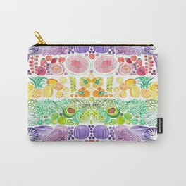 Eat the rainbow Carry-All Pouch